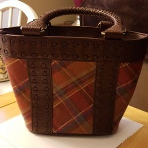 Longaberger mini purse